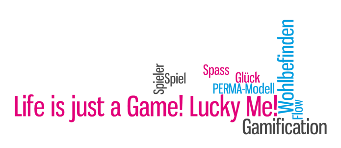 Isabella Andric Blogbeitrag - Gamification - Life is just a game - Tag Cloud