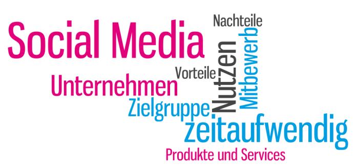 Isabella Andric- Blogbeitrag zu Bloggen - Traffic Keywords Schlagwörter Verlinkungen - Tag Cloud